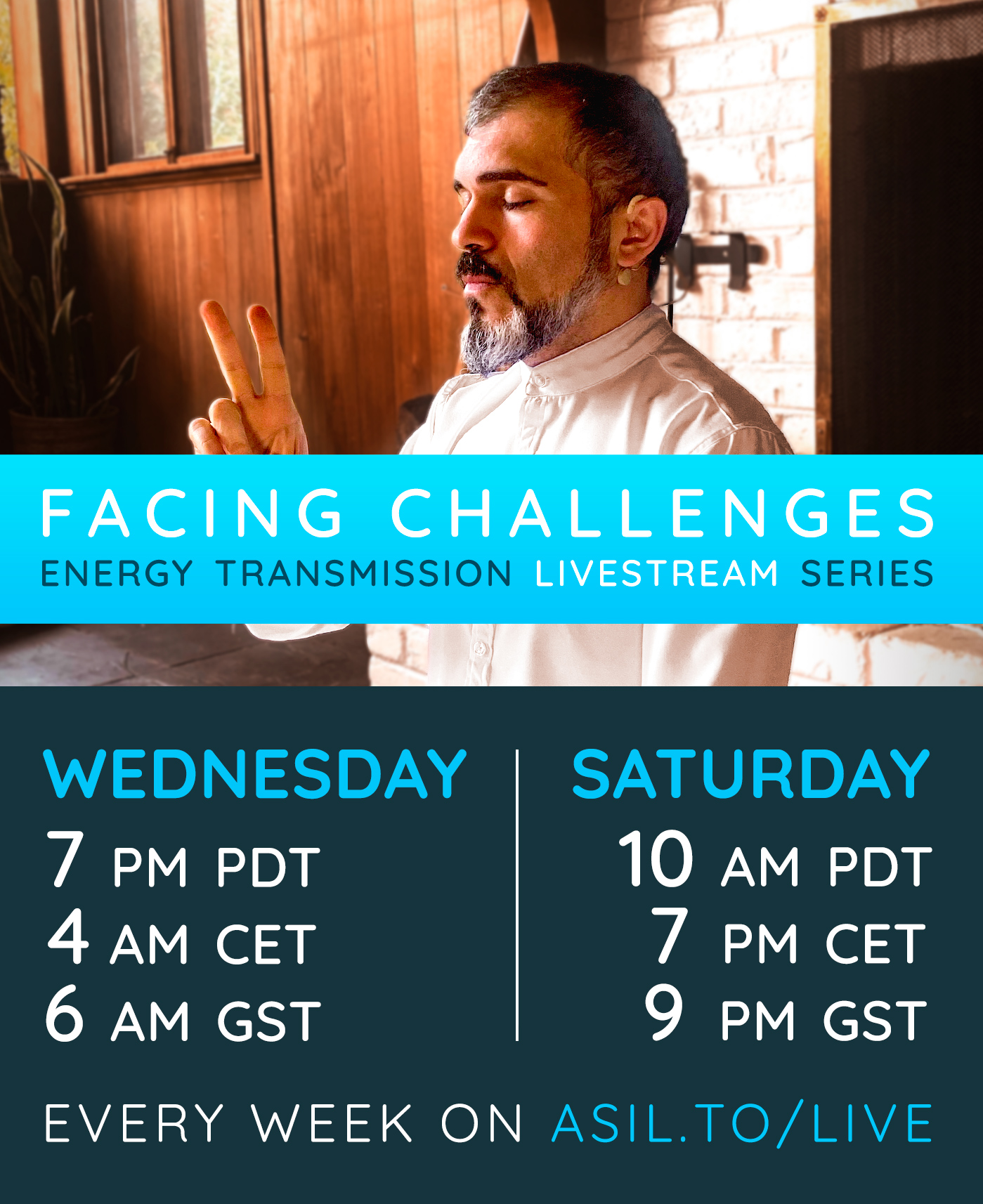 Facing Challenges - Energy Transmission Livestream Series