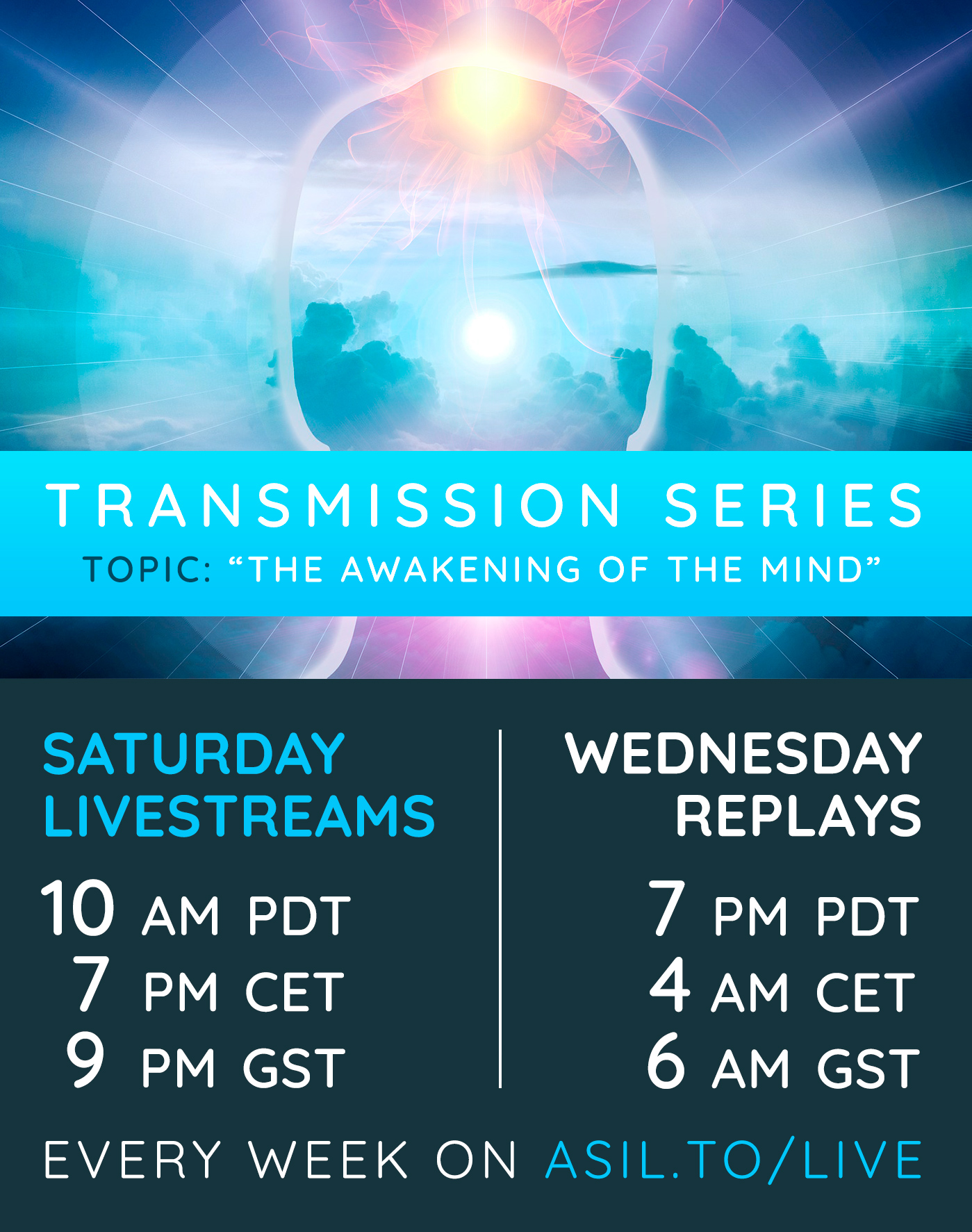 Transmission Livestream Series