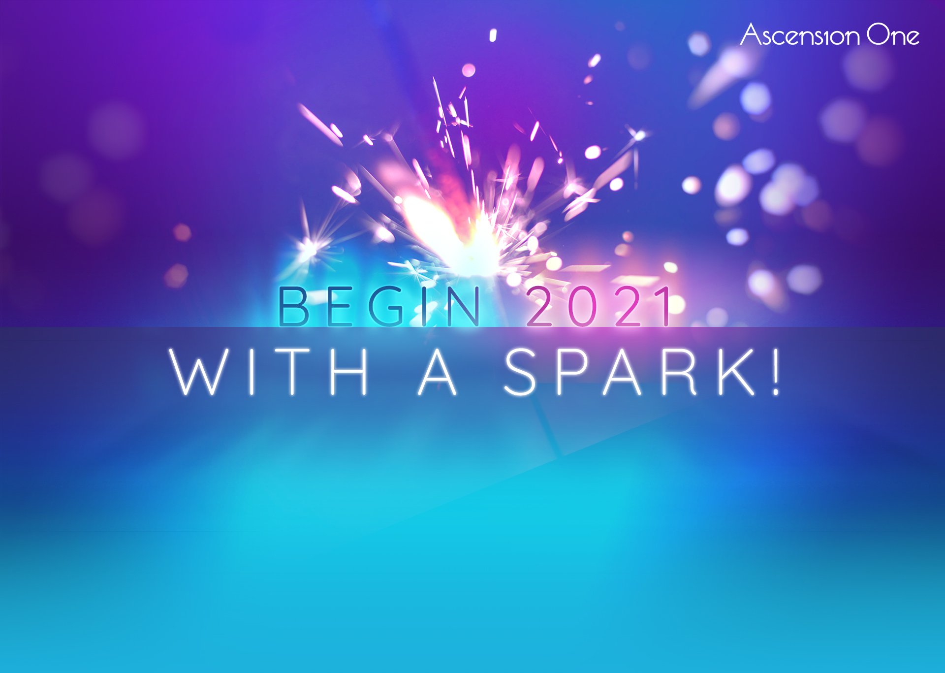 Begin 2021 with a Spark>!