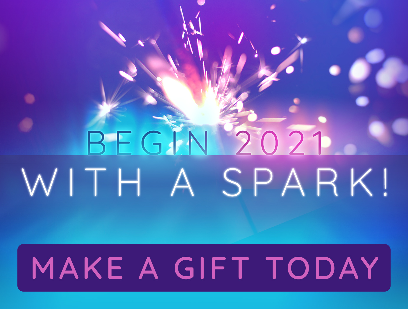 Begin 2021 With a Spark!