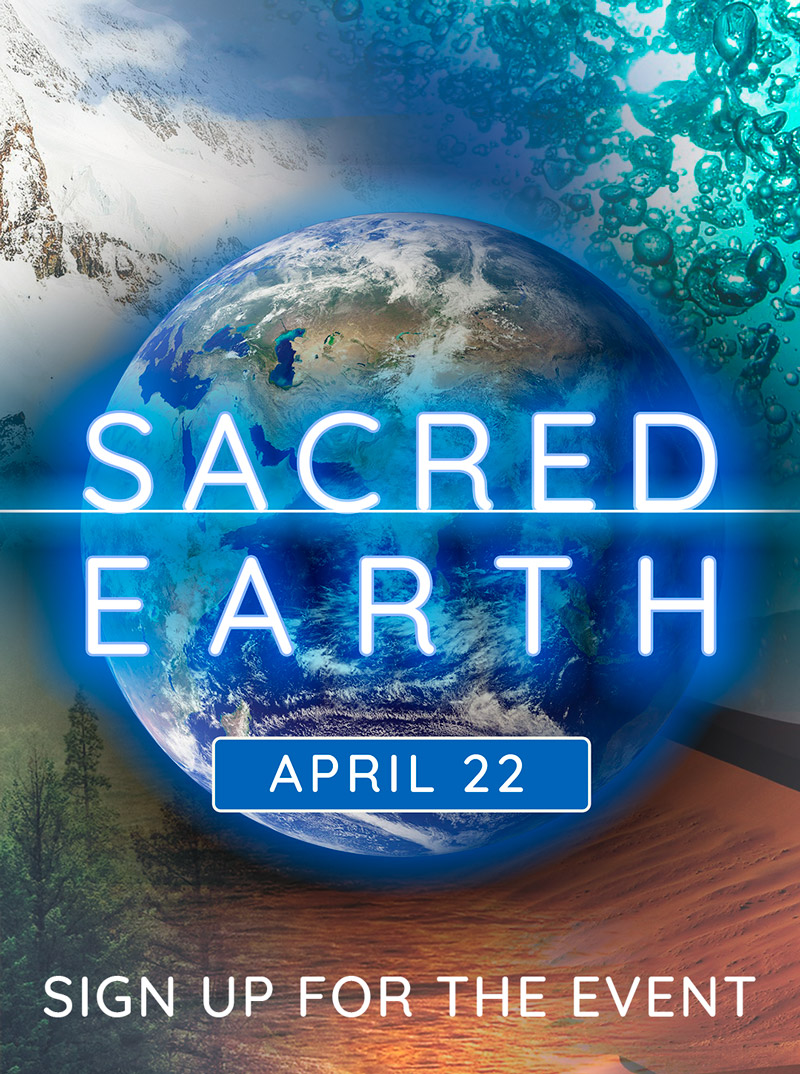 Sacred Earth 2021